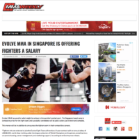 MMA Weekly – Sep '18