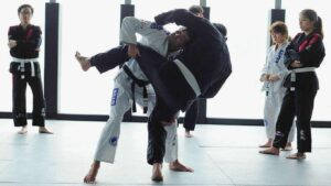 The 3 Best BJJ Takedowns For Beginners