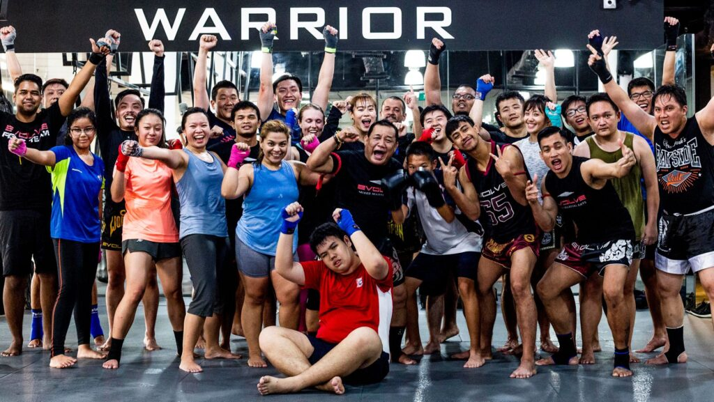 Evolve MMA Remains Open Over Lunar New Year!
