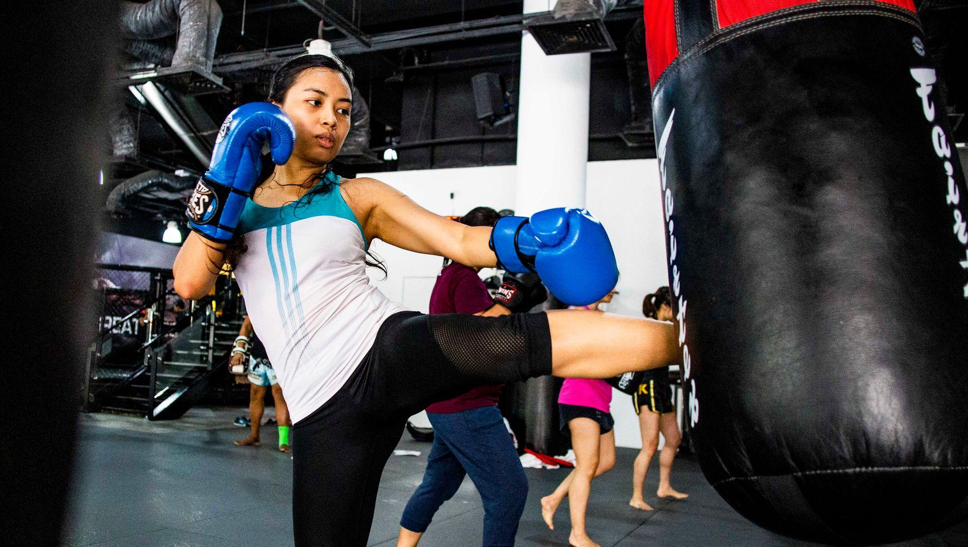 Kick-Muay-Thai