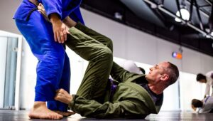 What You Need To Know About Playing Guard Against A Standing Opponent In BJJ