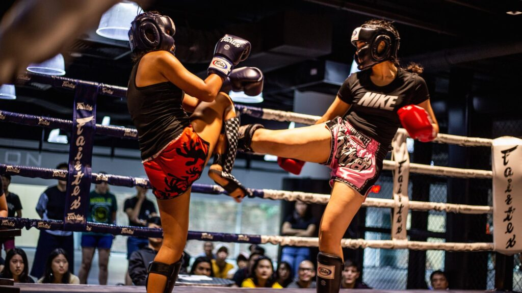 NEWSFLASH: The Results Of The Evolve Muay Thai Competition Team Tryouts Are Here!