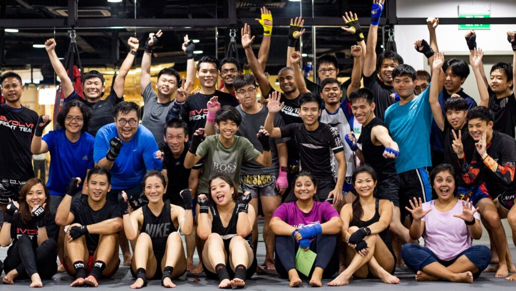 Here's How Muay Thai Puts The Fun Back Into Getting In Shape