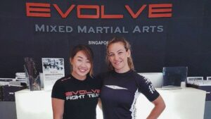 UFC World Champion Miesha Tate Can't Wait To Groom The Next Generation At Evolve MMA