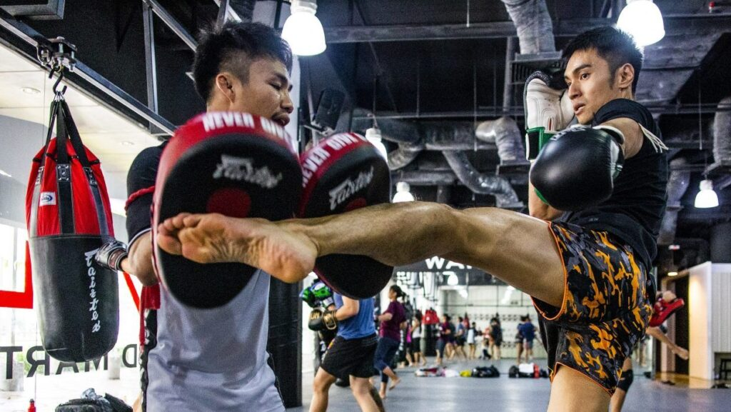 Here's Why Muay Thai Is The Workout You've Always Been Searching For