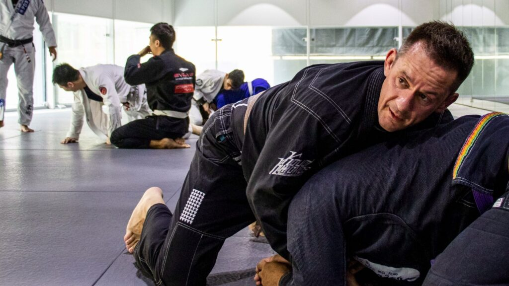 Here's How BJJ Changed This 47-Year-Old Brown Belt's Life