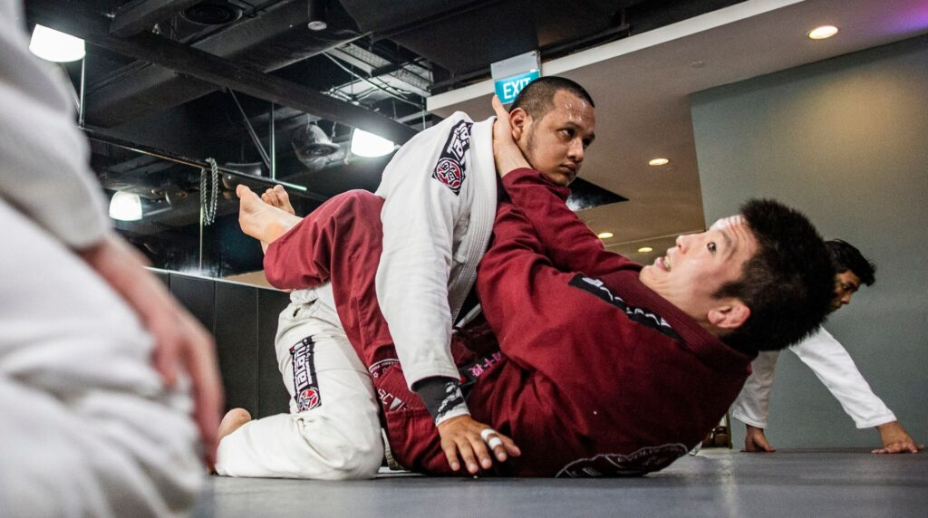 5 Common Mistakes Beginners Make Playing Guard In BJJ