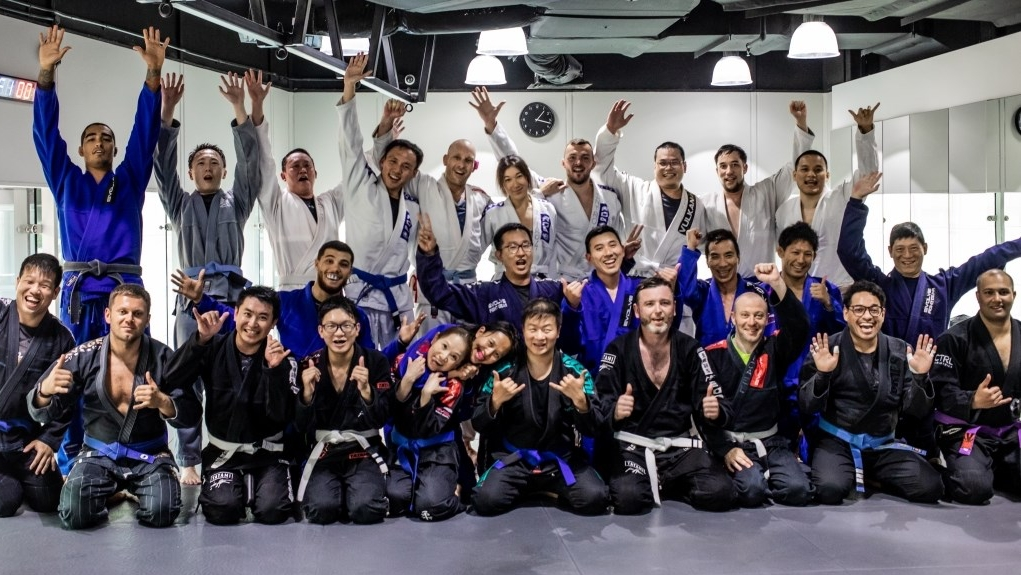 Here's How To Find The Perfect BJJ Gym
