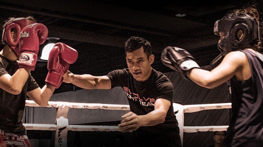 Evolve Warrior Fight Night