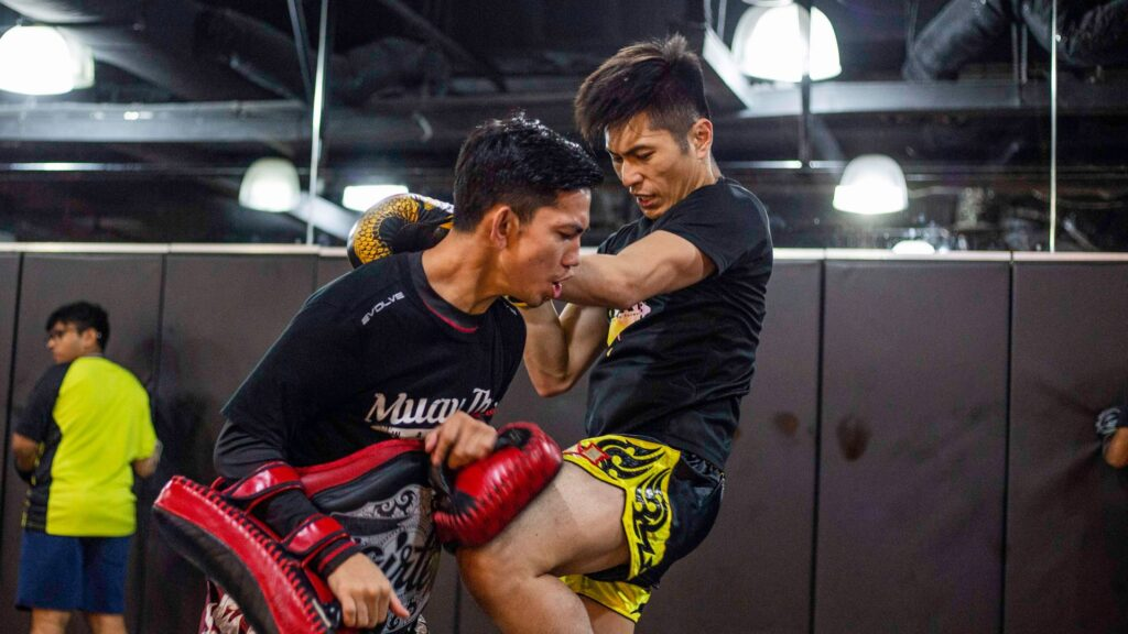 Here's How Muay Thai Can Get You Ready For The Summer