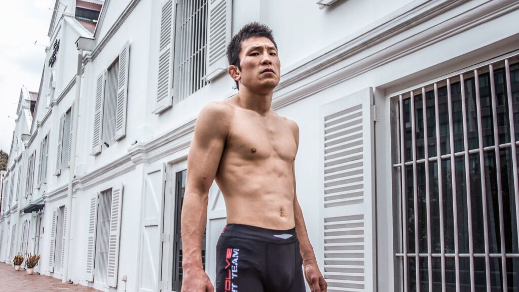 Shinya Aoki Primed For The Most Anticipated Rematch In ONE Championship History