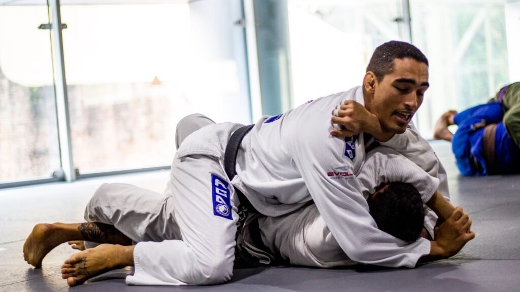 The 3 Best Positions To Set Up The Guillotine From In BJJ