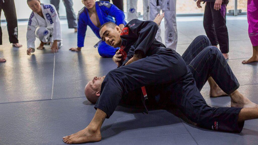 Here's How Important Strength And Conditioning Training Is To BJJ