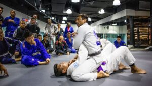 Here's Why Technique Is More Important Than Strength In BJJ