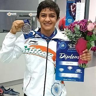 Ritu-Phogat-Silver-Medal