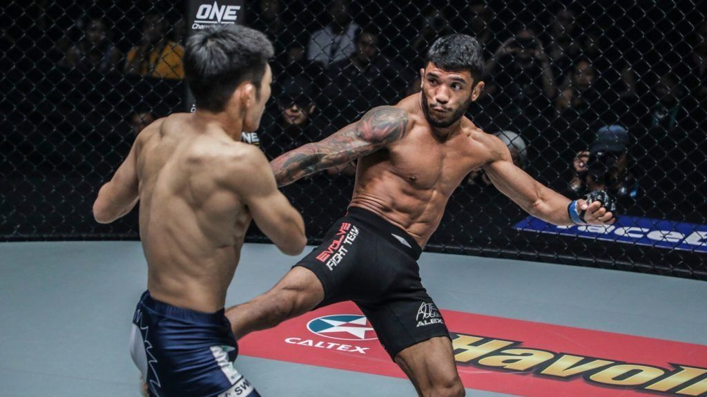 Alex Silva's Greatest Moments In The ONE Championship Cage