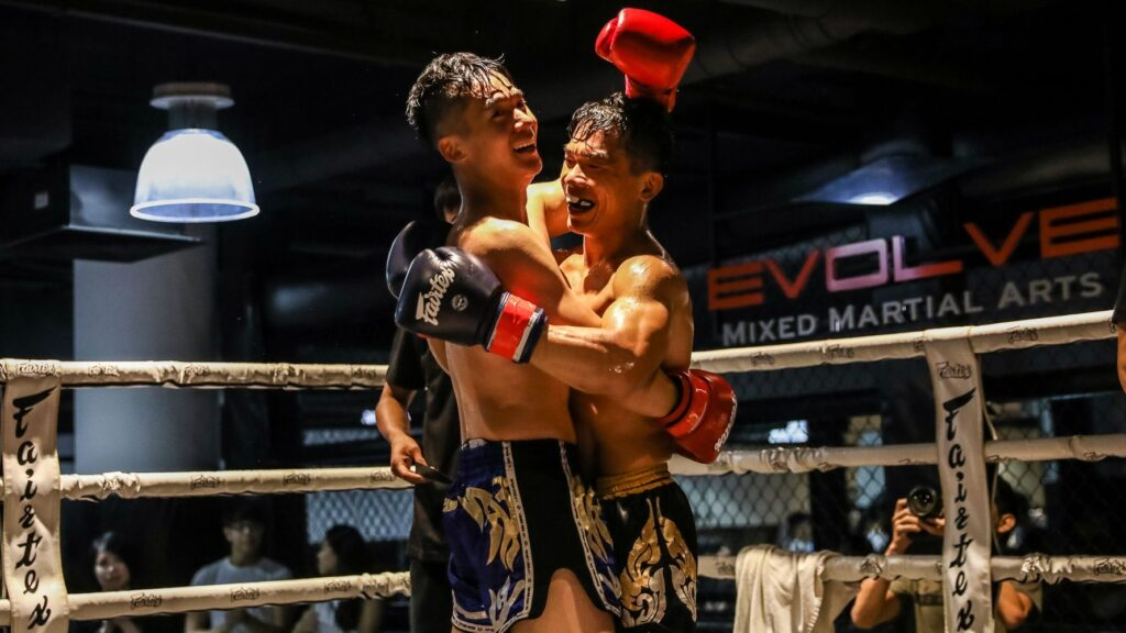 Heart And Talent Highlight The Inaugural Evolve Warrior Fight Night