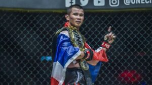 Here's What It Takes To Be A Muay Thai World Champion