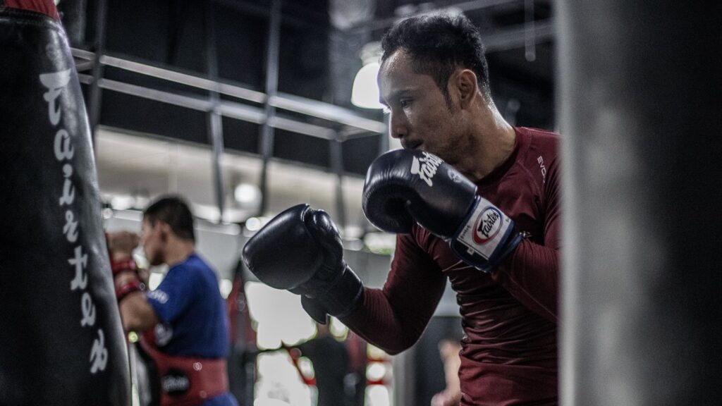 5 Reasons To Start Muay Thai In Your 30's