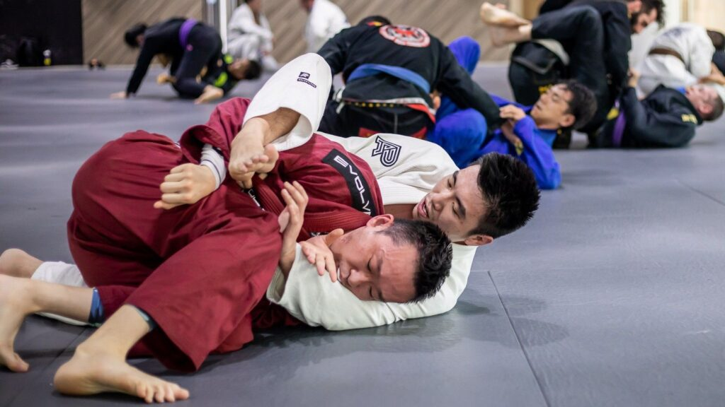 3 Back Mount Escapes You Need To Know In BJJ