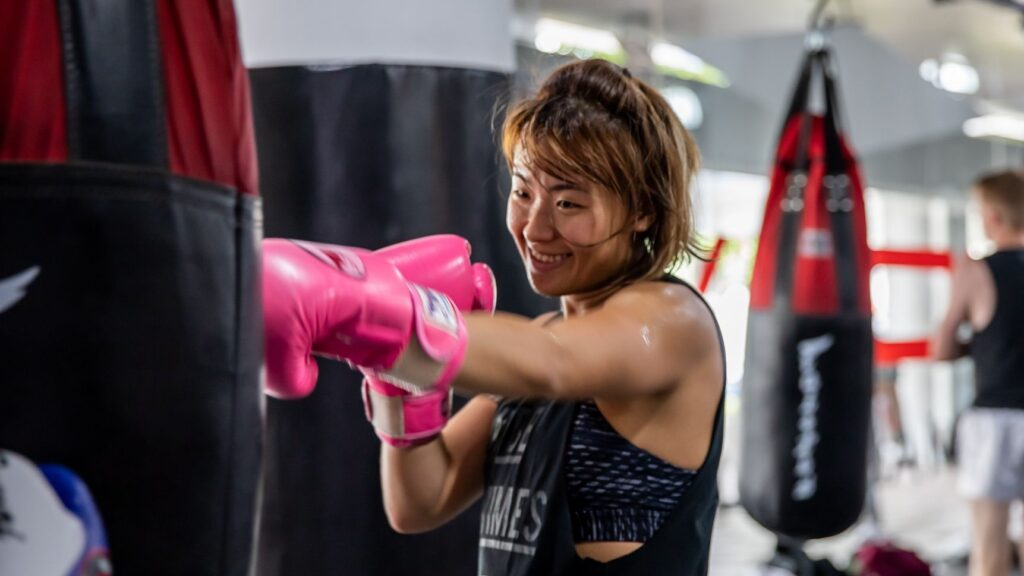 Here's Why You Shouldn't Be Afraid To Try A Muay Thai Class