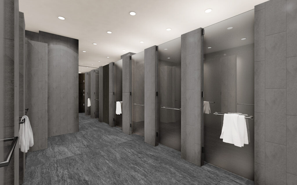 Evolve Clarke Quay Central Lockers and Showers