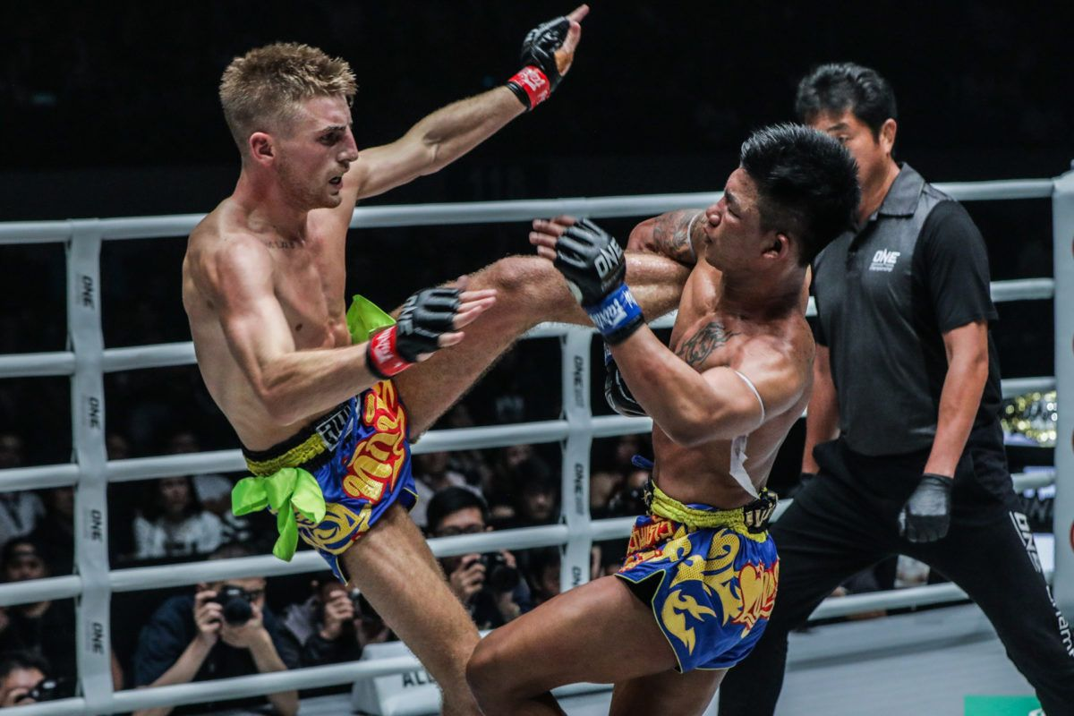 Rodtang ONE Championship Muay Thai