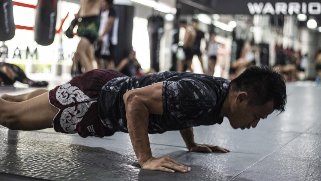 Here's How To Perfect Your Push-Ups