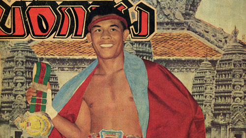 Apidej Sit-Hirun: Muay Thai Fighter Of The 20th Century