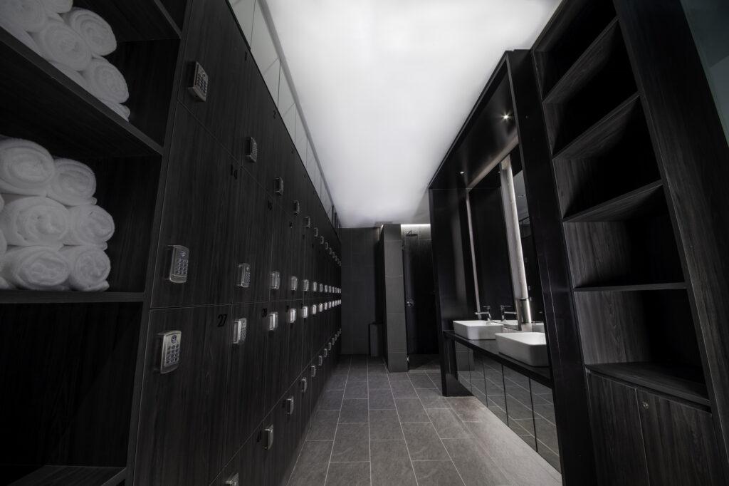 Evolve Clarke Quay Central Locker Room