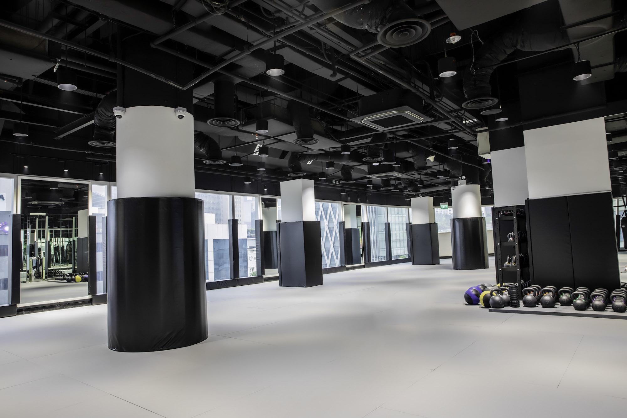 Evolve Clarke Quay Central Training Room