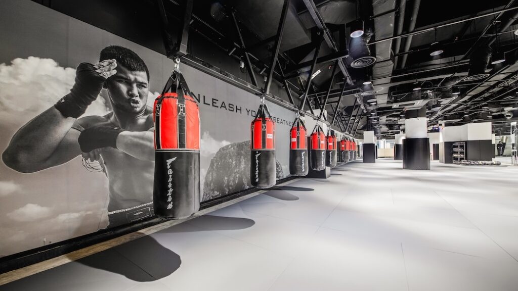 Evolve MMA Clarke Quay Central Opens!