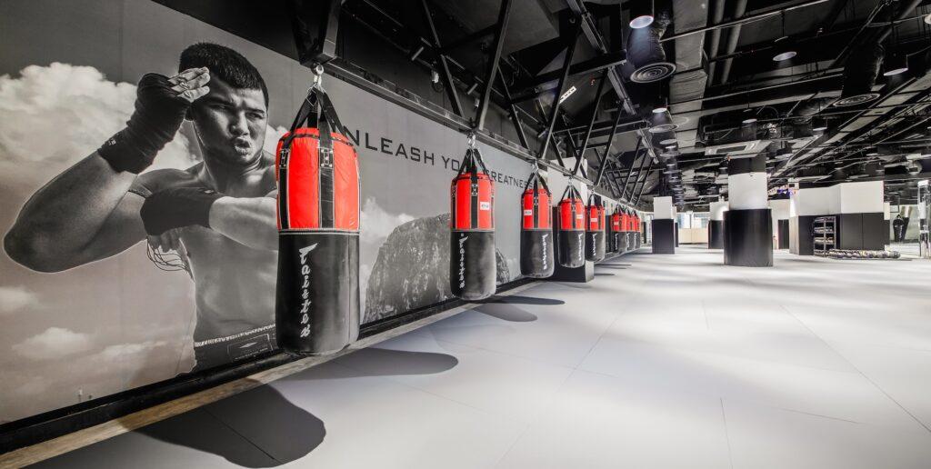 Evolve MMA (Clarke Quay Central)
