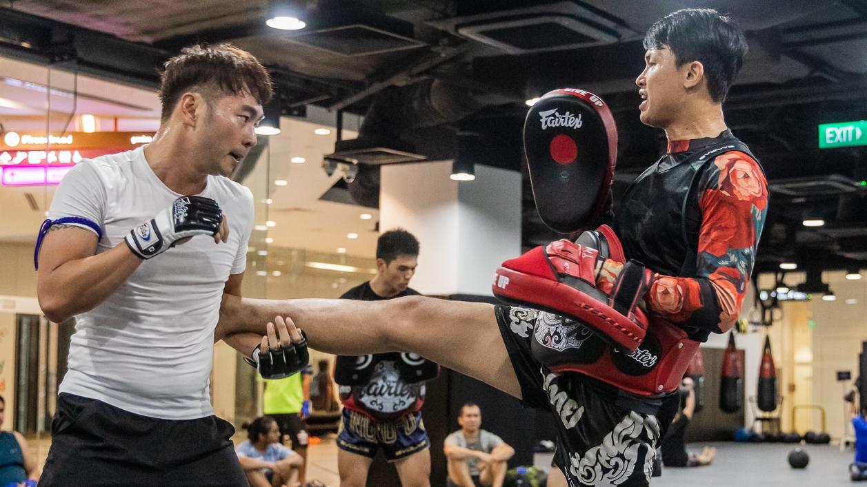 Muay Thai Kinex