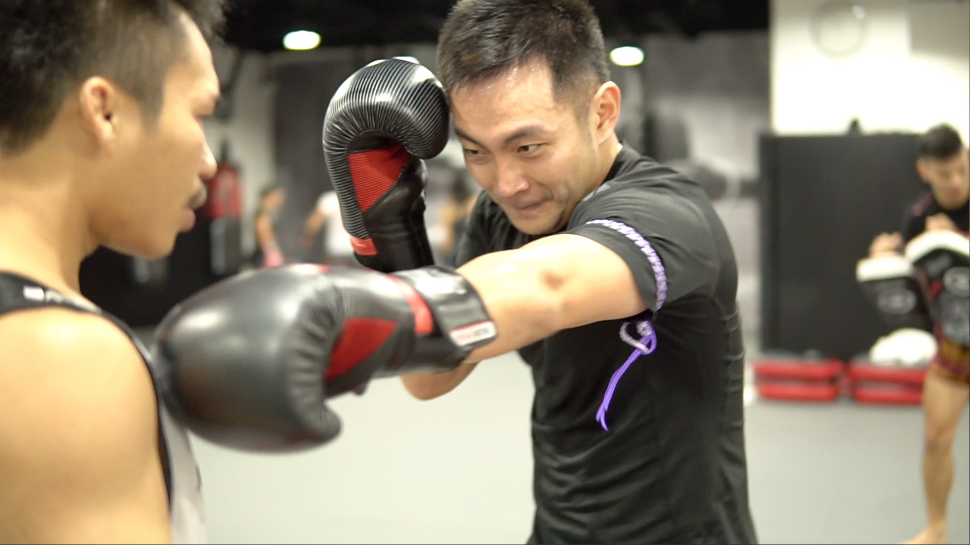 Muay Thai Training KINEX