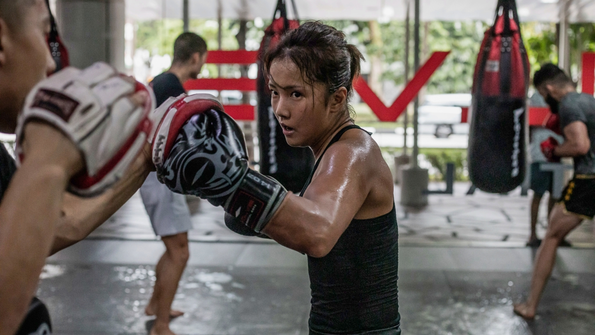 Song Ka Yeon Muay Thai Training