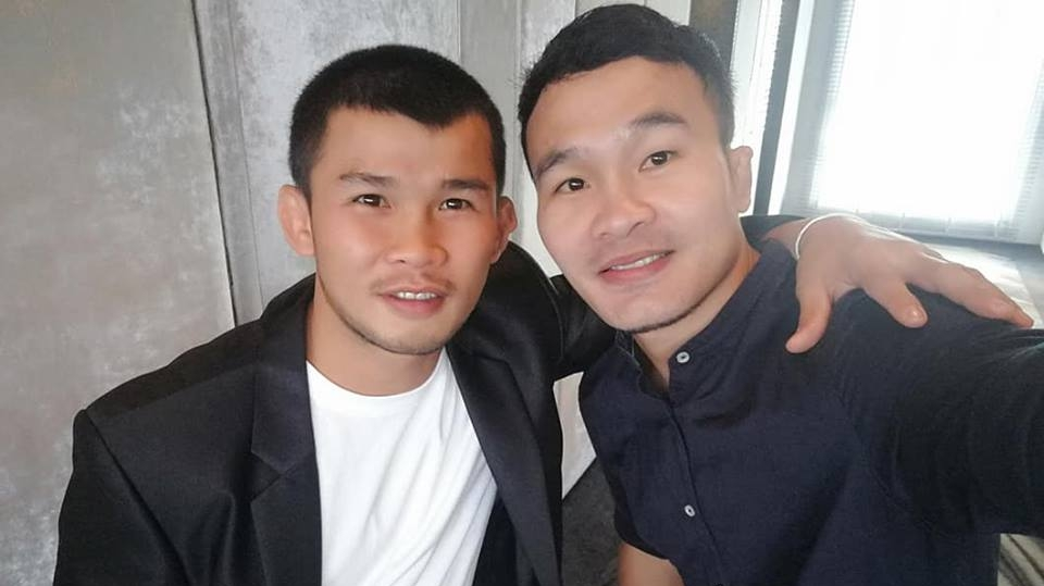 Nong-O and Petchboonchu
