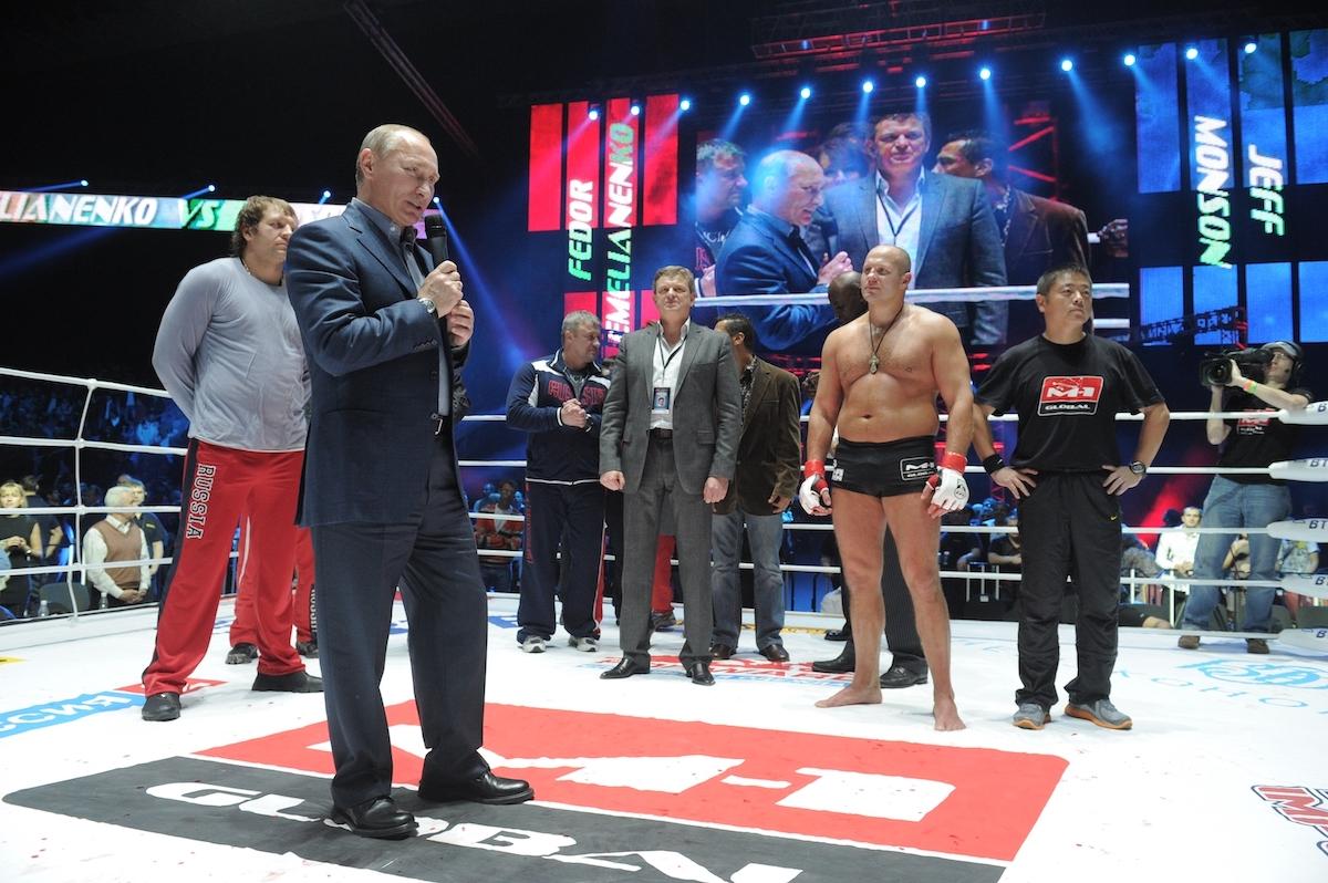 Fedor Sambo MMA