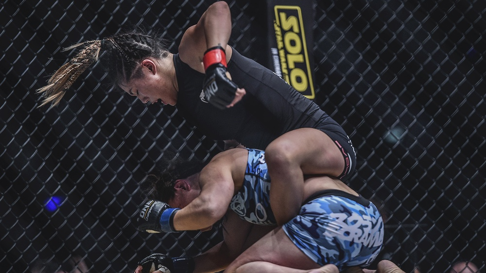 The 5 Most Memorable Bouts Of Angela Lee's Career