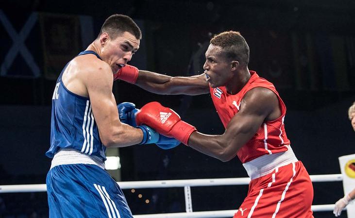 boxing KO jaw