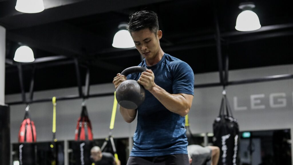 Here's How To Take Your Circuit Training Routine To The Next Level