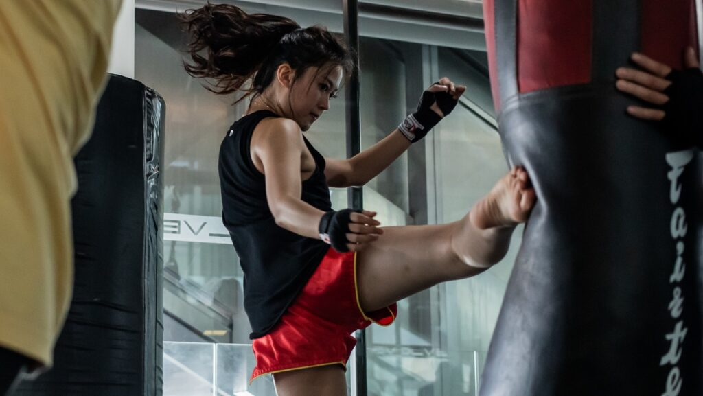 Here's Why You Should Start Your Mornings With A Muay Thai Class
