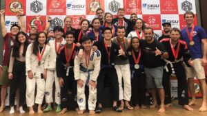 NEWSFLASH: Evolve MMA Finishes 1st At The Singapore Brazilian Jiu-Jitsu Open