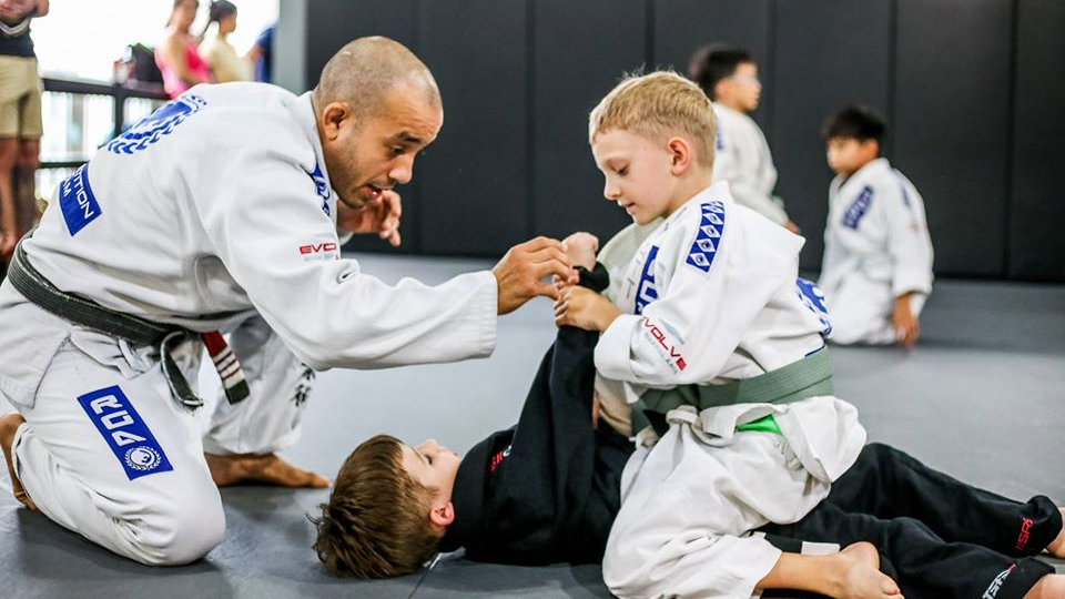 Here's How Martial Arts Teach Kids To Be More Independent
