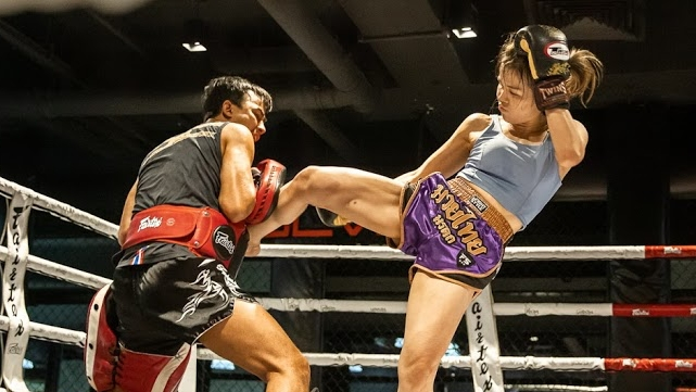 muay thai class in singapore