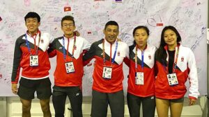Evolve MMA Students Win 2 Gold And 2 Bronze Medals At The SEA Games