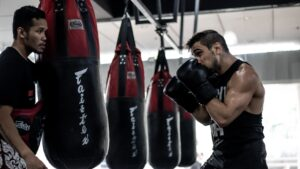 3 Muscle Groups That Boxing Strengthens