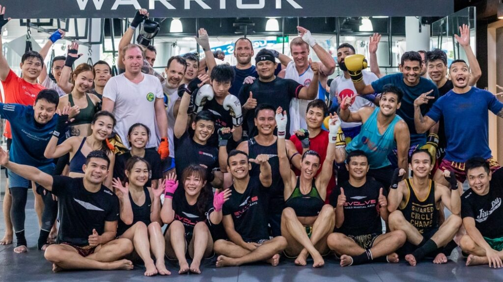 Here's Why The Muay Thai Gym Will Become Your Second Home