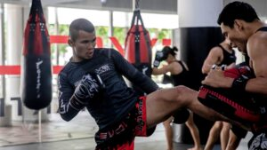 4 Muscle Groups That Muay Thai Strengthens