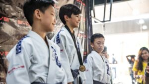 Here's How Martial Arts Teaches Kids To Never Quit